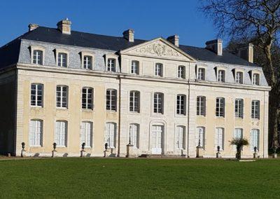 Château, Villy-Bocage