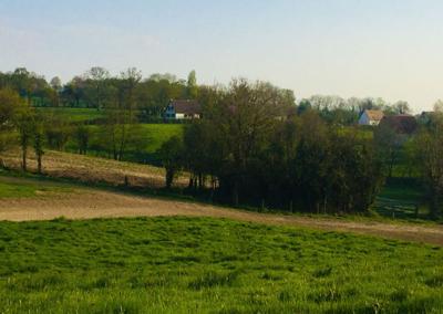 Villy-Bocage, Avril 2020