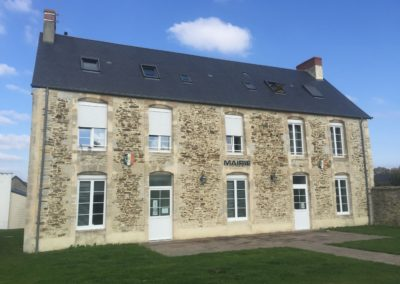 Mairie, Villy-Bocage, 2020
