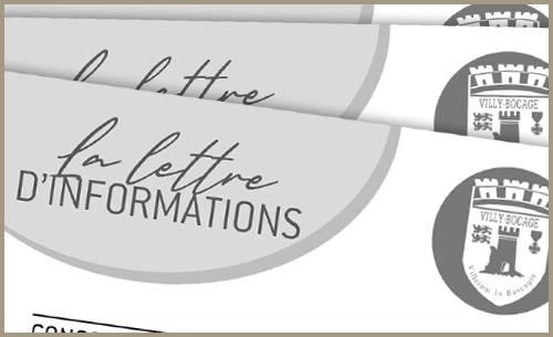 Lettre d'Informations 01 – Novembre 2020