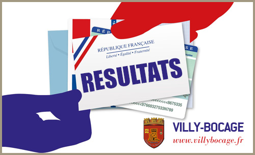 Elections 2021 : résultats du 2nd tour