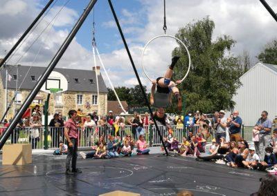 Acrobaties, Festival Les Pieds dans les Etoiles