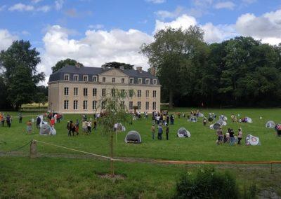 Exposition 'Bivouac' Festival Les Pieds dans les Etoiles